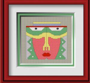 Bali Mask V