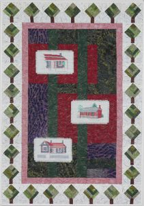 Tree House Quilt