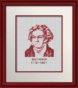 Beethoven - Mahogany