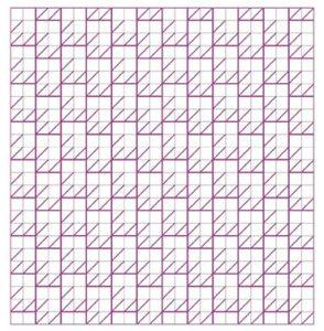 Blackwork Filler Pattern 18