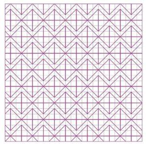 Blackwork Filler Pattern 20