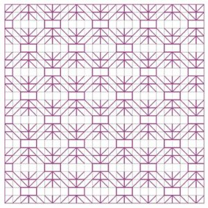Blackwork Filler Pattern 24