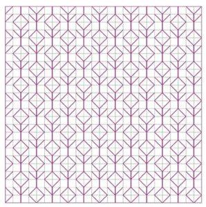 Blackwork Filler Pattern 25