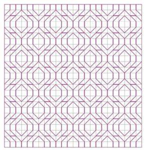 Blackwork Filler Pattern 26