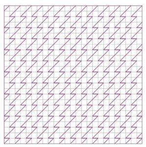 Blackwork Filler Pattern 30