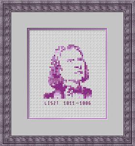 Liszt Amethyst