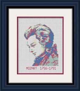 Mozart - Modern