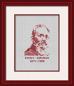 Rimsky-Korsakov - Mahogany