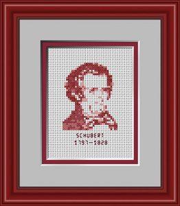 Schubert Mahogany