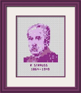 Strauss - Amethyst